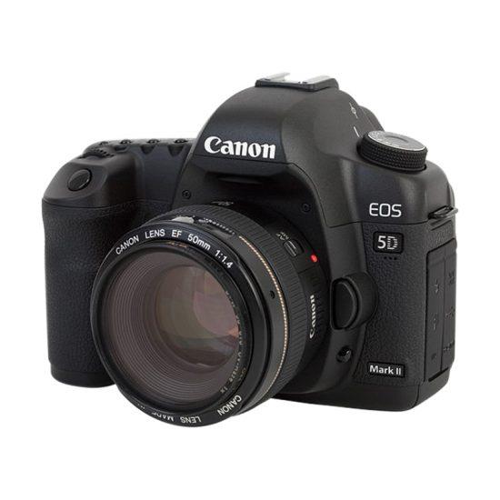 Canon EOS 5D camera