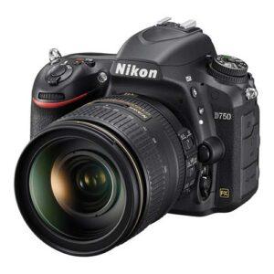 Nikon D750 24-120mm VR Lens Kit