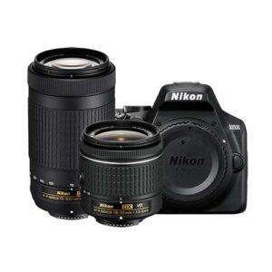 Nikon D3500 Two Lens Kit