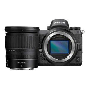 Nikon Z 7 with 24-70mm Lens Kit