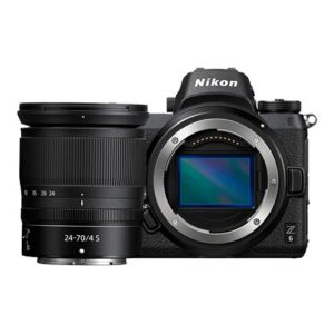 Nikon Z 6 with 24-70mm Lens Kit