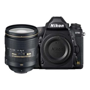 Nikon D780 with 24-120mm VR Lens Kit