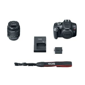 Canon EOS Rebel T7 Camera Bundle for Beginners