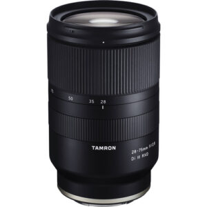 Tamron 28-75mm F/2.8 Di III RXD for Sony