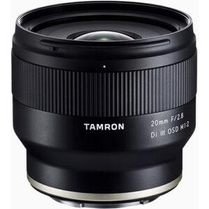 Tamron 20mm F/2.8 Di III OSD M1:2 for Sony