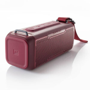 Braven BRV-X/2 – Rugged Portable Speaker (Red)