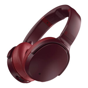 Skullcandy Venue – Noise Canceling Wireless Headphones (Red)