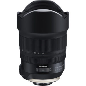 Tamron SP 15-30mm F/2.8 Di VC USD G2 for Canon