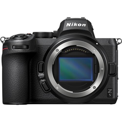 Nikon Z 5 Camera Corner Green Bay