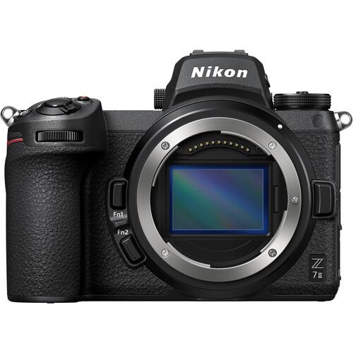 Nikon Z 7II Camera Corner Green Bay