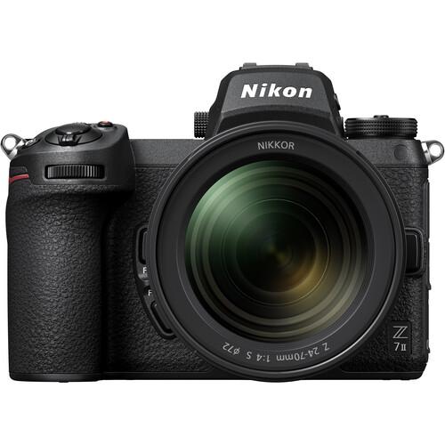 Nikon Z 7II Lens Kit Camera Corner Green Bay