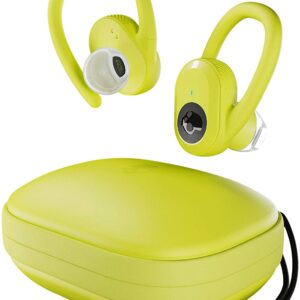 Skullcandy – Push Ultra In-Ear True Wireless Sport Headphones – Yellow