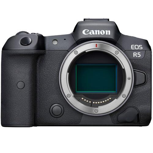 Canon EOS R5 Camera Corner Green Bay
