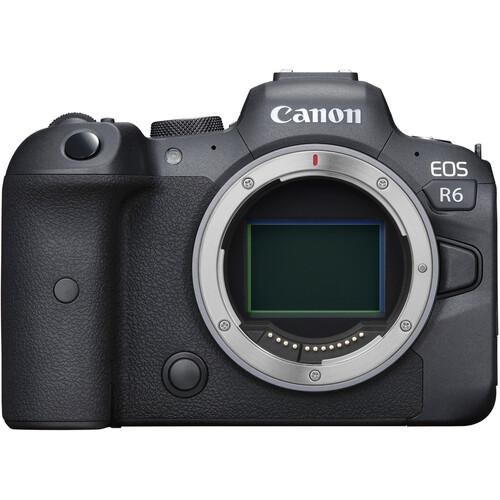 Canon EOS R6 Camera Corner Green Bay