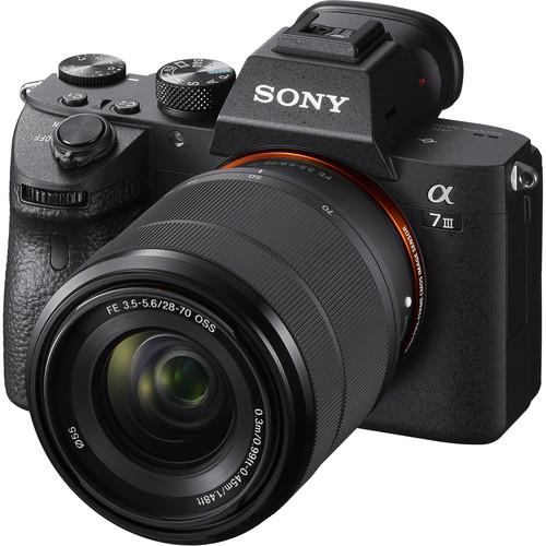 Sony a7 III Camera Corner Green Bay