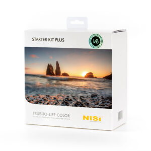 NiSi 100mm Starter Kit Plus Third Generation III with V6 and Landscape CPL